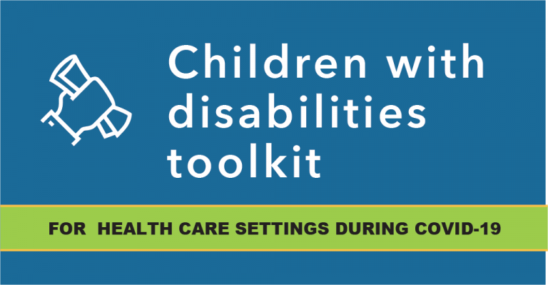 children with disabilities toolkit